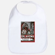 Oklahoma OK Bib