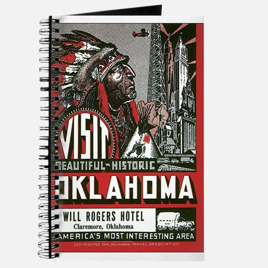Oklahoma OK Journal