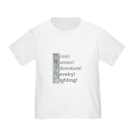 D.W.A.R.F. (Pro) Toddler T-Shirt