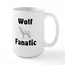 Wolf Fanatic Mug