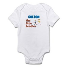 Colton - The Little Brother Infant Bodysuit