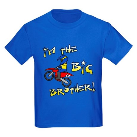 MX Big Brother Kids Dark T-Shirt