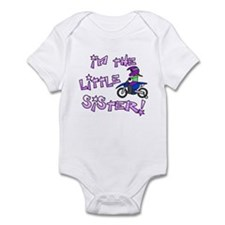 MX Little Sister Baby Bodysuit