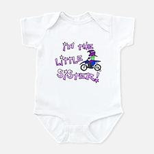 MX Little Sister Baby Bodysuit