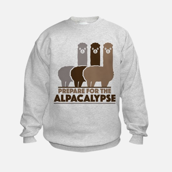 Prepare For The Alpacalypse Sweatshirt