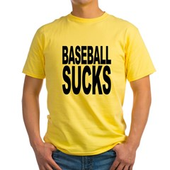 Baseball Sucks T