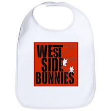 West Side Bunnies Bib