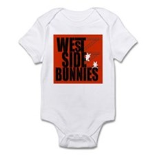 West Side Bunnies Infant Creeper