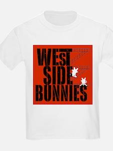 West Side Bunnies Kids T-Shirt