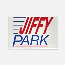 JIFFY PARK Rectangle Refrigerator Fridge Magnet