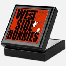 West Side Bunnies Keepsake Box