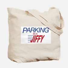 JIFFY PARK Tote Bag 2 sided
