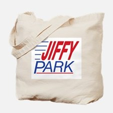 JIFFY PARK Tote Bag 2 sided