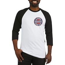 Christopher's All American BBQ Baseball Jersey