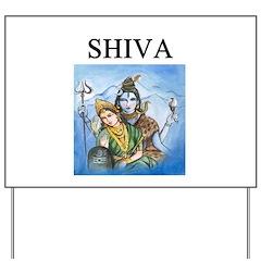 hindu gifts t-shirts Yard Sign