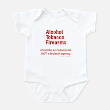 shopping list Infant Bodysuit