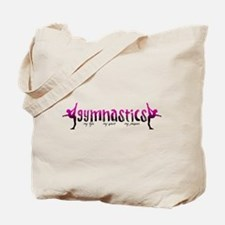 Cute Gymnastic Tote Bag