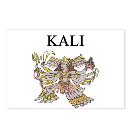 hindu gifts t-shirts Postcards (Package of 8)