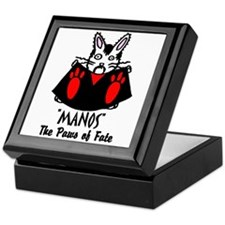 Manos Keepsake Box