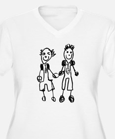 Two Groomz T-Shirt