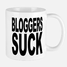 Bloggers Suck Mug