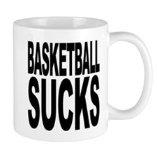 Basketball Sucks Mug