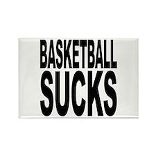 Basketball Sucks Rectangle Magnet