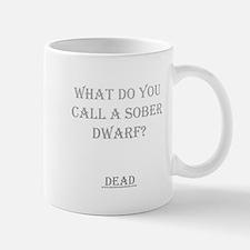 Sober Dwarf Mug