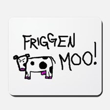Mad Cow Mousepad