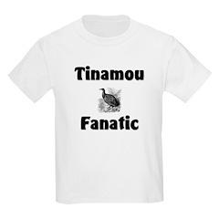 Tinamou Fanatic T-Shirt