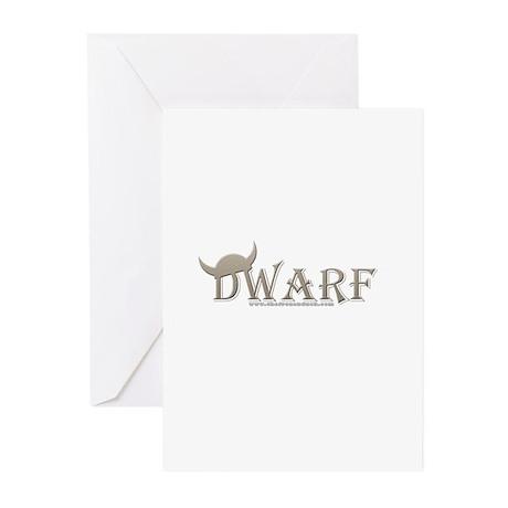Dwarf - Helm Greeting Cards (Pk of 10)