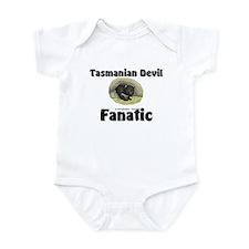 Tasmanian Devil Fanatic Infant Bodysuit