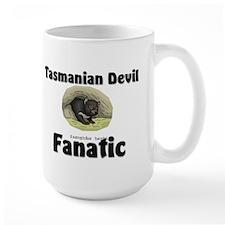 Tasmanian Devil Fanatic Mug
