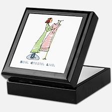 Cute Designers Keepsake Box