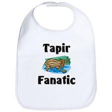 Tapir Fanatic Bib
