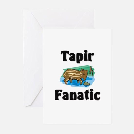Tapir Fanatic Greeting Cards (Pk of 10)