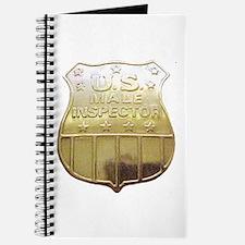 U. S. Male Inspector Journal