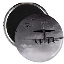"""B-17's Over Germany 2.25"""" Magnet (10 pack)"""