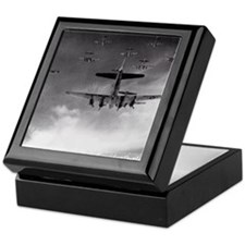 B-17's Over Germany Keepsake Box