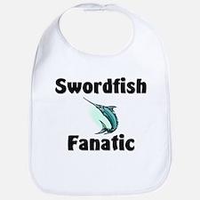 Swordfish Fanatic Bib