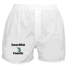 Swordfish Fanatic Boxer Shorts