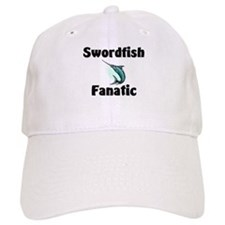 Swordfish Fanatic Baseball Cap