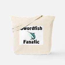 Swordfish Fanatic Tote Bag
