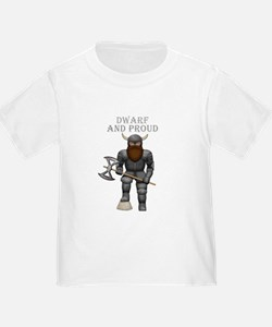 Dwarf and Proud T