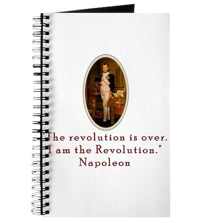 Napoleon Revolution Journal