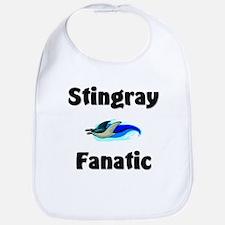 Stingray Fanatic Bib
