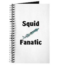 Squid Fanatic Journal