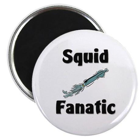 Squid Fanatic Magnet