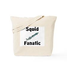 Squid Fanatic Tote Bag