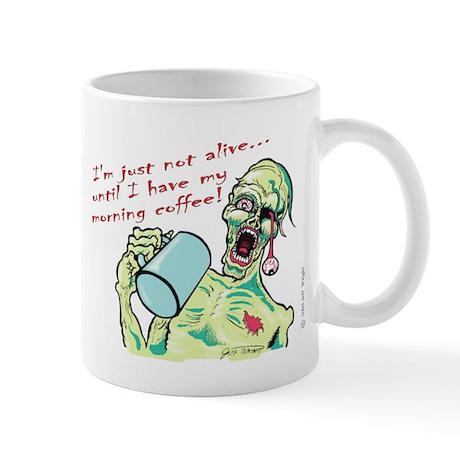 Coffee Zombie Mug